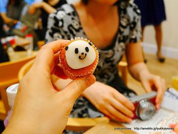 思わずにっこりしてしまうほど可愛い動物モチーフのカップケーキ。 食べるのがもったいなくなっちゃいますね。