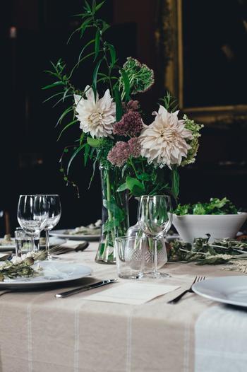 バベットの誇り高き料理人としての生き方に心打たれます。 晩餐会のひと時を通じて「人生に大事なことは何なのか」を気付かせてくれる、静かでやさしい作品です。(写真はイメージ)