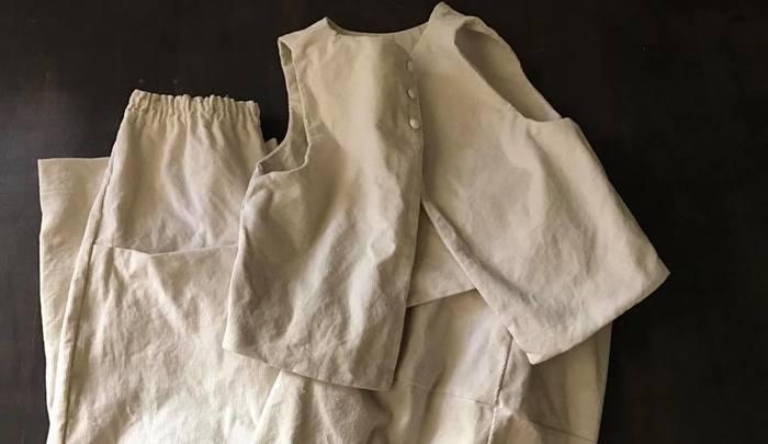 「CHICU+CHICU5/31」の洋服は様々な体型の人に着てもらえるよう、すべてフリーサイズ(画像提供:CHICU+CHICU5/31)