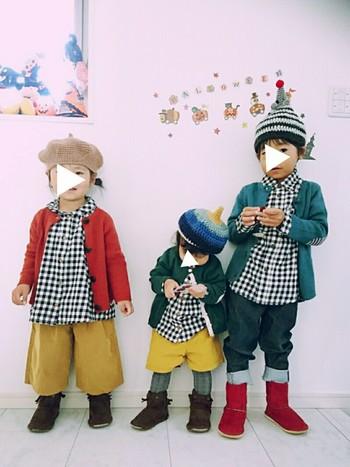 LAGOMのキッズウェアは、黄色やブルー、オレンジなど、子どもらしさを追及したカラーバリエも豊富。シンプルで誰もが可愛いと思える子供服が揃っています。