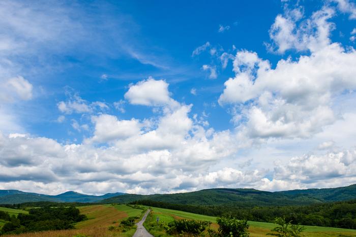「日本で最も美しい村」連合に加盟している京極町は、日本百名山の一つに数えられている羊蹄山(ようていざん)麓に位置する町です。どの角度からも絵になる京極町の農村風景は、どこか懐かしい佇まいをしており、訪れる人を魅了してやみません。