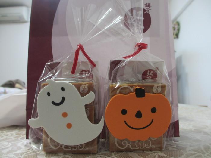 ハロウィンやクリスマスはかわいいパッケージも♪