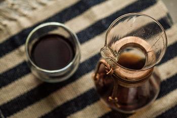 """自然な風合いに。自宅で出来る""""コーヒー染め""""。試してみない?"""