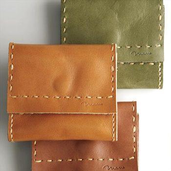 ちょっとレトロな革財布が欲しいならここ。おすすめのブランド4選