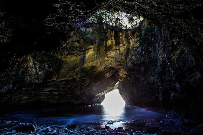 とても神秘的な場所は、日ごろのストレスも吹き飛ばしてくれそうなほど雄大で、改めて自然の力に感動します。