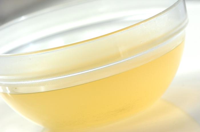せっかくなら、昆布とかつお節を使った本格お出汁を使いましょう。