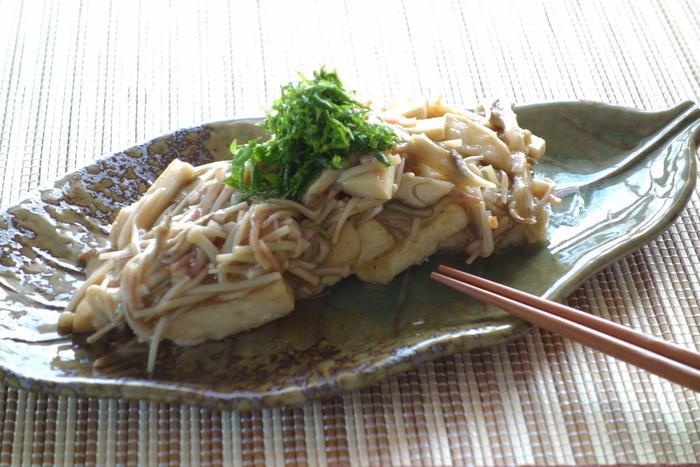 体に嬉しい食材「豆腐」。アレンジあれこれ、多彩な「豆腐ステーキ」レシピを楽しもう♪