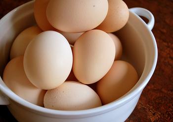 卵の量を変えると、フワフワ度が変わるので、好みの柔らかさを探ってみてくださいね。