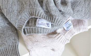 """一着は持っていたよね。とっておきの""""カシミヤセーター""""5選"""