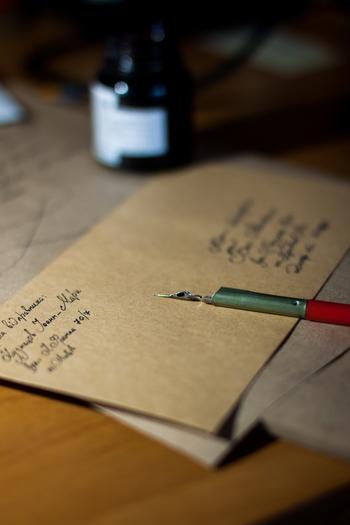 みなさんも心が伝わる「手紙」という手段で、相手を想う気持ちを伝えてみてはいかがでしょうか。