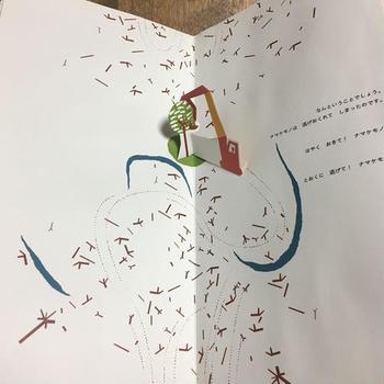 それぞれのページにいるナマケモノを、本を回転させながら探す楽しさがあり、自然の尊さも学べます。