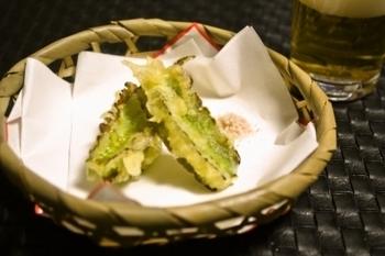 おすすめは断然天ぷらでしょう!丸ごと揚げればビジュアルもいいですし、食べごたえもあります。味はホクホクで甘くて美味しいですよ。