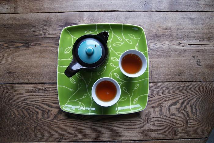 日本古来の味。芯からポカポカ「梅醤番茶」でほっと一息♪