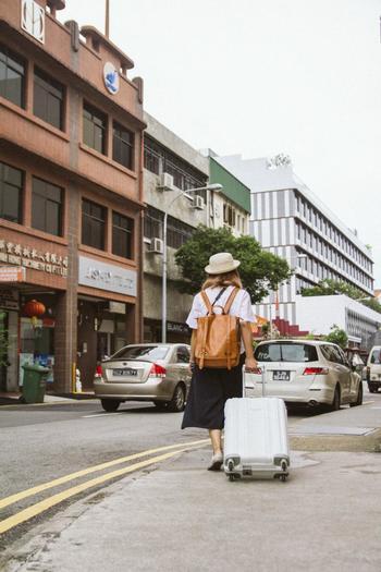 今年の夏の旅行は「旅のお洋服リスト」を参考に、少ない荷物で気楽に楽しんでみてはいかがでしょうか。