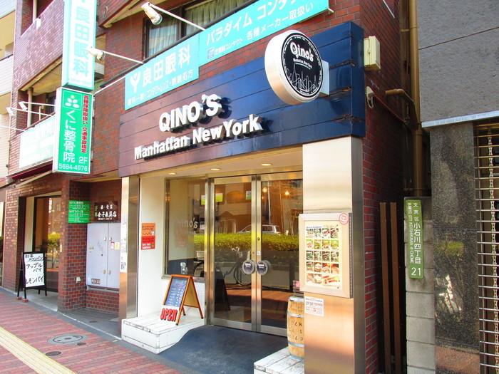オーナーがニューヨークで食べたルーベンサンドイッチを日本でも提供したいと始めた本格的なサンドイッチとタルトのお店です。