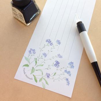 手紙の内容の部分を「主文」と言い、「さて」「ところで」などの起語でワンクッションおいてから、用件を簡潔に書きます。