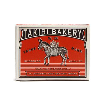 TAKIBI BAKERYの「三年番茶」