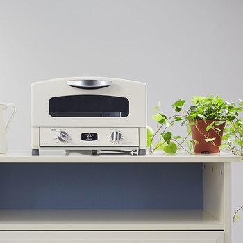 レンジではなくオーブントースターにアルミホイルやクッキングシートを天板の上に敷いて作ることもできます♪ オーブントースターの場合は10分ほど焼いてください。急に焦げ始めるので、焼き加減をチェックしながら作ってくださいね♪