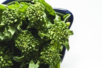 菜の花は、大根やブロッコリーなどと同じアブラナ科の植物。ブロッコリーと同じようにつぼみを食べます。花が咲く前のつぼみには栄養がたっぷりと含まれていています。
