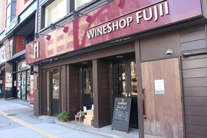 道産ワインに興味のある方は、ぜひ専門店を訪れてみて。試飲があったり、ワインに関するいろいろな話を聞けるかも。  ※筆者撮影