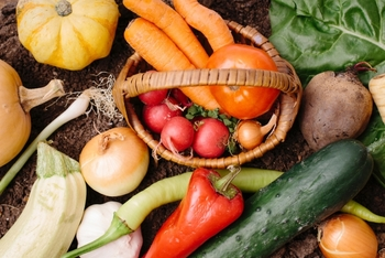 """もともと野菜の皮は外の刺激から体を守り、ヘタは成長の要にあたる部分になります。重要な役割を持っているため、様々な栄養分が含まれているのです。そのキーワードが""""フィトケミカル""""。フィトケミカルは加熱することで細胞壁が壊れ体に吸収できる状態になります。ベジブロスは効率良くフィトケミカルを摂るための良い方法なのです。"""