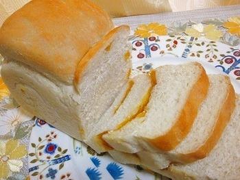 ジャムのように、ゆず茶とパンを組み合わせてみるのもおすすめ。 リラックスタイムはもちろん、朝食にいかがですか?