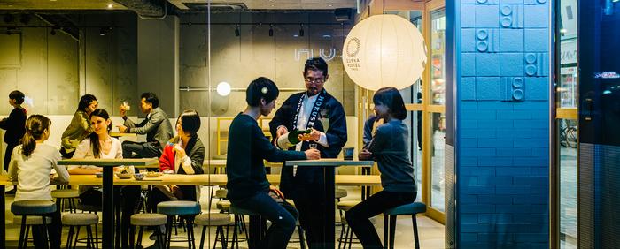 カジュアルな雰囲気の浅草で、日本らしさを気軽に楽しむことができる「BUNKA HOSTEL TOKYO」。浅草観光の折に、ちょっと立ち寄ってみてはいかがですか?