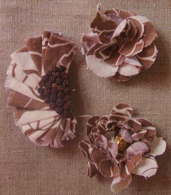 花びらの部分はどうなってるの?と複雑な印象かもしれませんが、作り方は自由。イメージとしては、昔、小学校のイベントがあるときに、紙花を作りませんでしたか。あれと要領は同じですよ!重ねて、花びらに見立てましょう。