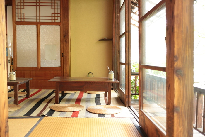 <岡山・倉敷>水辺のカフェ「三宅商店 酒津」で、のんびり癒しのひと時を。