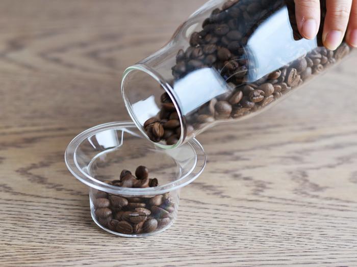 密閉性◎おしゃれで機能的な「コーヒー豆」の保存容器をご紹介♪