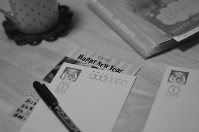郵便はがきが登場したのはなんと明治6年!本来であれば年始にお会いして挨拶するところを、この年賀はがきが代わりに「挨拶状」の役割をしてくれるんです。