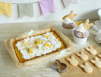 NATURAL KITCHEN &は、お菓子作りの道具も充実しています。オリジナルのクッキーカッターは、つい手に取ってしまいたくなる可愛いデザインばかり。お菓子作りはもちろん、パンやフルーツの型抜きにもおすすめです。