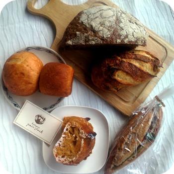 そんな素敵なパンストックさんのパンたちが、私たちの毎日のテーブルをきっと充実したものにしてくれるでしょう。