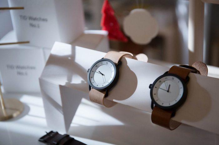 スウェーデン発のウォッチブランド「TID Watches(ティッドウォッチ)」。まだ若いブランドですが、日本ではセレクトショップなどを中心に人気上昇中の注目ブランドなんです。