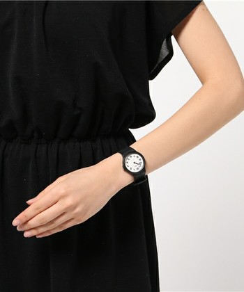 """データバンクやG-SHOCKは、今もなおカシオの人気腕時計です。しかし、今インスタなどで""""チープカシオ""""や""""チプカシ""""などと呼ばれて人気を集めているのは、もう少し安価なプチプラの腕時計なんです。"""