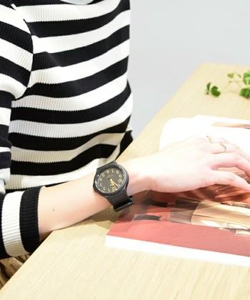 おしゃれで機能性も抜群、そしてプチプラ! 話題のカシオの腕時計、いかがでしたか?