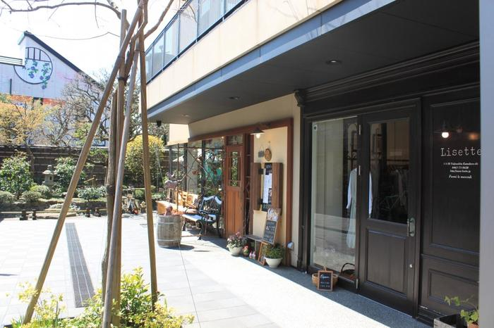 【SHOP情報】 鎌倉市御成町14-1 JR鎌倉駅東口より徒歩5分