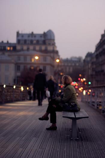 ナチュラル派さんのための、パリの秋冬ストリートファッション