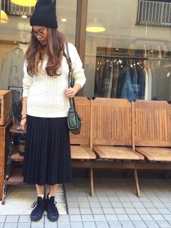 メンズのMサイズは、164cmの女性ならちょうど良いサイズ感。ゆったりと着たい時などには、Mサイズがいいかも♪