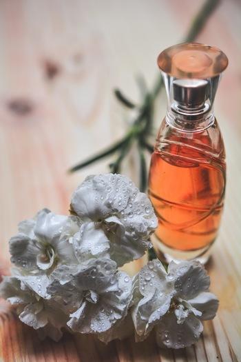 効果・効能を考えてブレンドするのもいいですが、そのときの気分で本能的に香りを選ぶのも◎ 実は今、自分に足りないものを補ってくれるんだそうです。