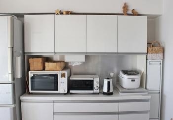 家中の電化製品を無印で揃えたくなります。