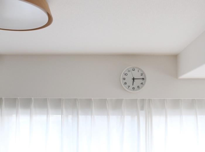 時計は長く使いたいから、シンプルで見やすいものがいいですね。