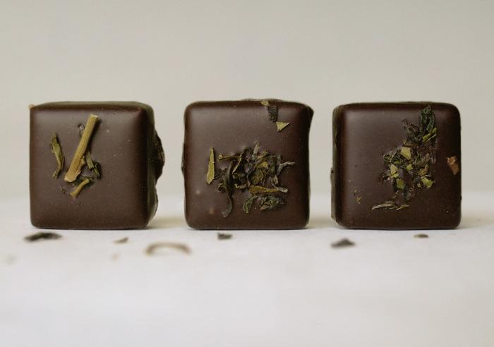 茶葉の薫り高い高級感のある紅茶のチョコレート。