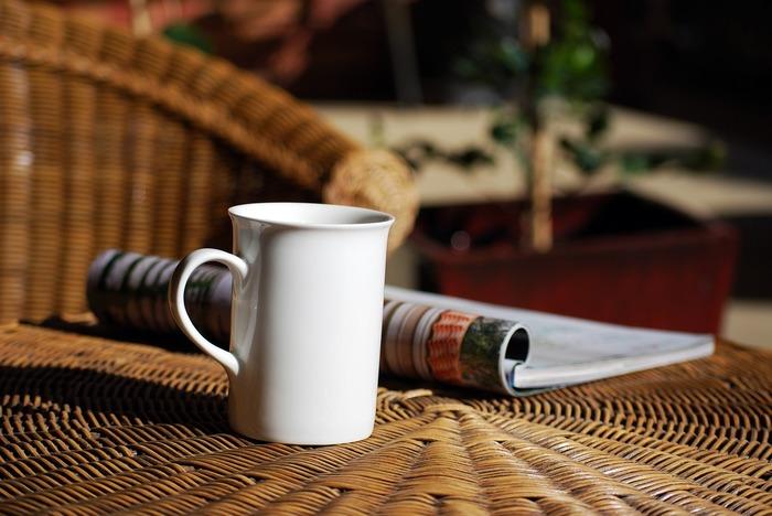 シンプルなマグがオシャレに大変身♪ マグカップを可愛くDIYしよう