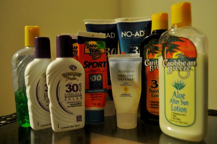 市販の日焼け止めはとっても便利ですが、肌トラブルを起こす方も少なくありません。