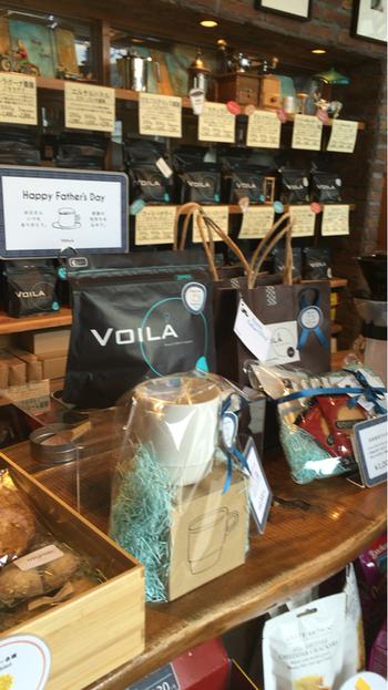 店内には様々な種類のコーヒーだけではなく、コーヒーにまつわるグッズもいろいろ。鹿児島県内に4店舗あります。
