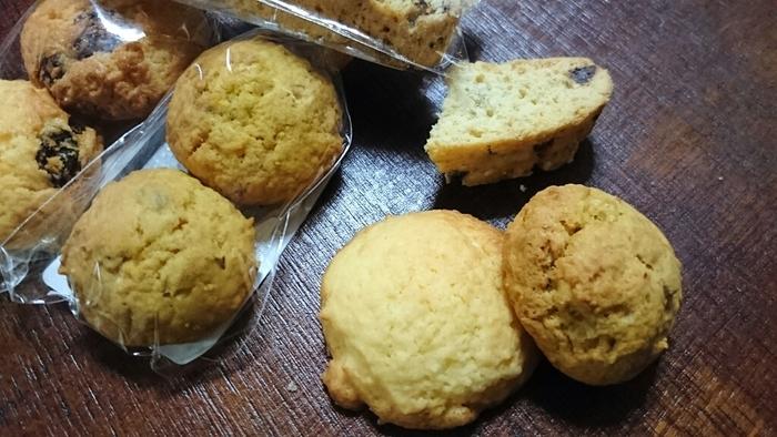 常時約30種類焼いているというクッキーは、ちょっと甘いものが食べたい時のおやつにも、お友達へのプレゼントにもぴったり。 好きなものを詰め合わせて、箱入りギフトにもしてもらえますよ。