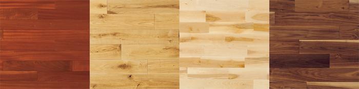 """""""色合い""""や""""風合い""""は、用いる木材の種類や部位、塗装などの仕上げによって大きく変わります。""""色合い""""は白っぽいも明るめのトーンから、ダークブラウン系の暗めのトーンまで様々です。"""