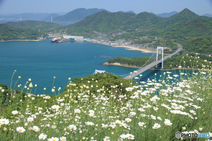 ノスタルジックな町でも、そこには、瀬戸内海のように穏やかで静かな人々の営みがあります。そうした生命ある雰囲気、町の佇まいが尾道の最大の魅力なのかもしれません。  心安らぐ一時を旅に求めるのなら、ぜひ「尾道」で小路をめぐり、瀬戸内の潮風に吹かれて下さい。京都や宮島とは異なる心休まる一時を味わえるはずです。そして、「しまなみ海道」をめぐって、島に流れる時をゆったりと味わって下さい。