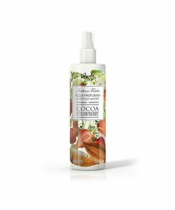 好きな香りのボディミストで気分をリフレッシュさせたり、お肌に潤いを与えたり、乾燥しやすい季節は特に便利です。